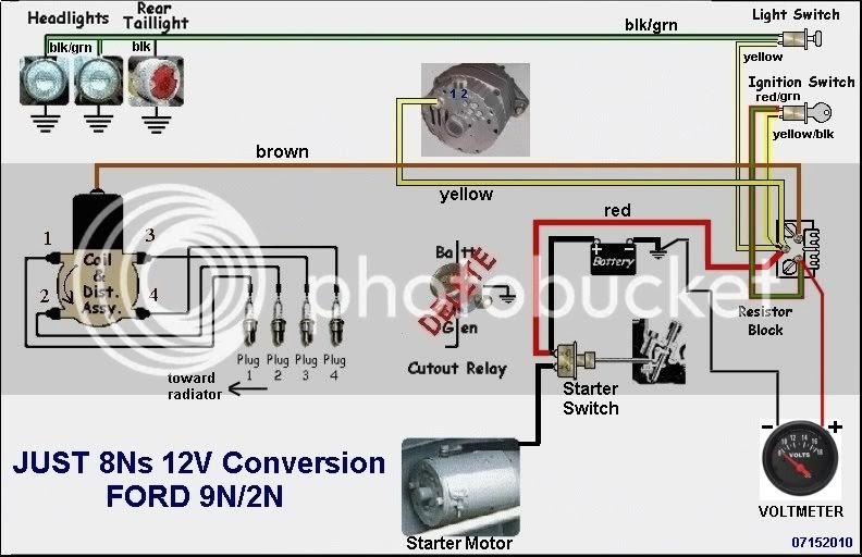 atomic 4 starter wire diagram image 7