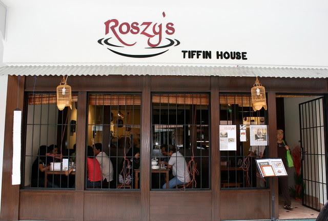 Roszy's Tiffin House