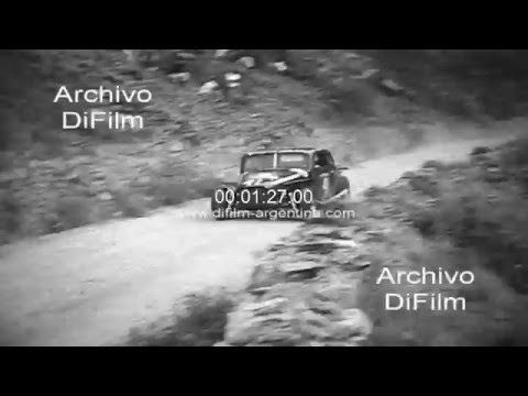 TURISMO CARRETERA EN LA RIOJA AÑO 1965