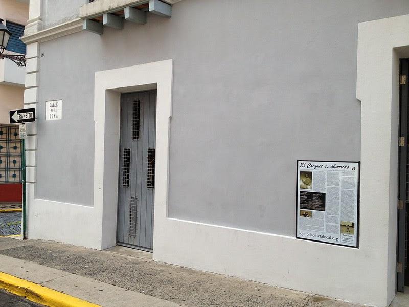 Beta Local, Old San Juan