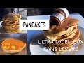 Recette Pancakes Inratable