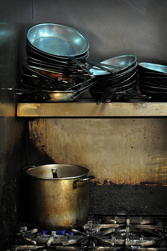 36 Oh the pans