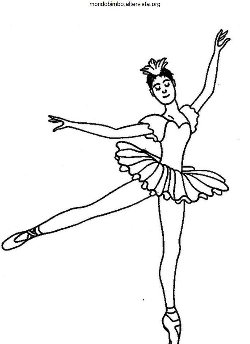 Ballerine Di Danza Classica Mondo Bimbo