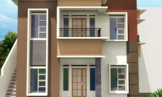 6200 Koleksi Gambar Rumah Minimalis Bertingkat 2 Gratis Terbaru