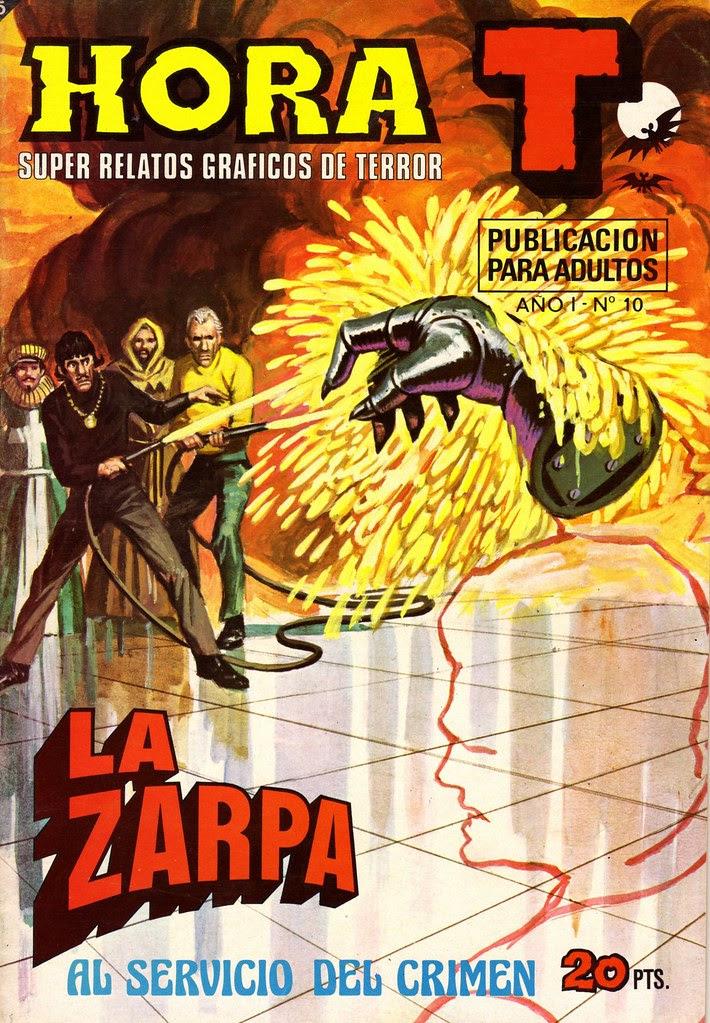 Antonio Bernal - Hora T (issue 10) 1975
