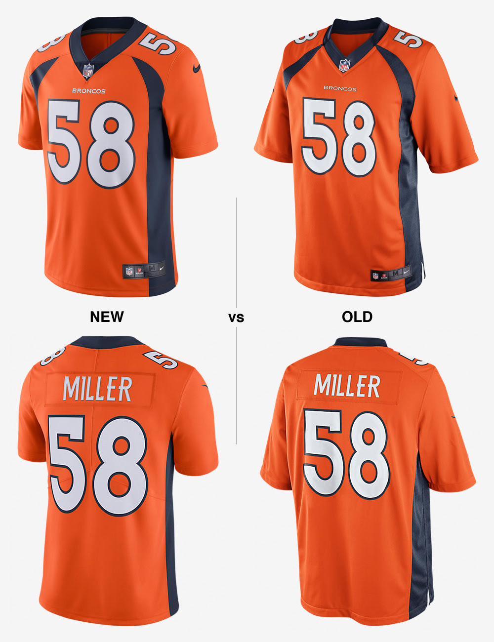 New Style of Nike Limited Jerseys : nfl