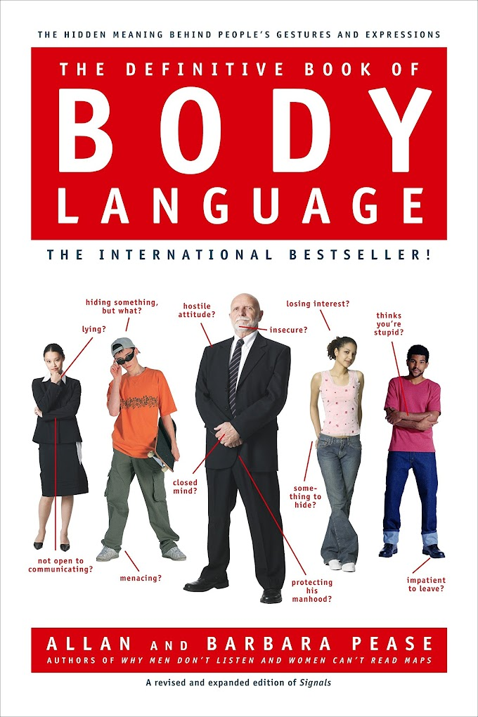 The Definitive Book of Body Language Barbara Pease, Allan Pease