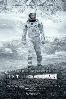 Interstellar (2014)  Poster 2