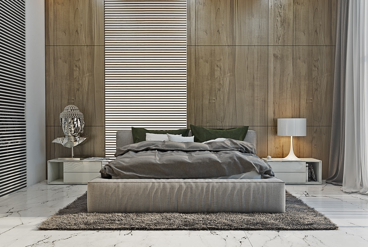 Newest 25+ Design Bedroom Minimalist Modern