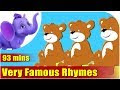 Famous Nursery Rhymes Collection