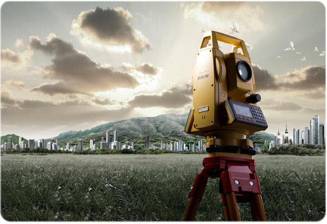 South NTS-362R Reflectorless Total Station