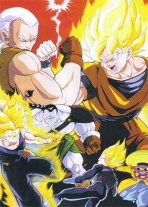 Dragon Ball Z: La batalla de los tres Saiyajin [Película] [HD] [Sub Español/Audio Latino] [MEGA]