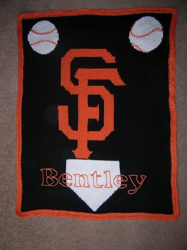 Not Another Ufo San Francisco Giants Blankey