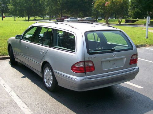 Purchase Used 2001 Mercedes Benz E320 Wagon 4 Door 3 2l In Pittsboro North Carolina United States For Us 8 500 00