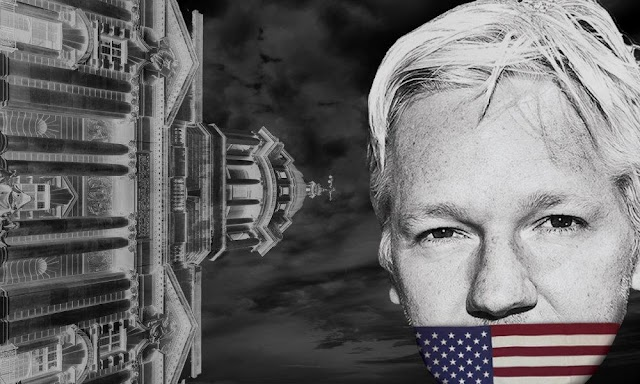 Testigo de la agonía de Assange