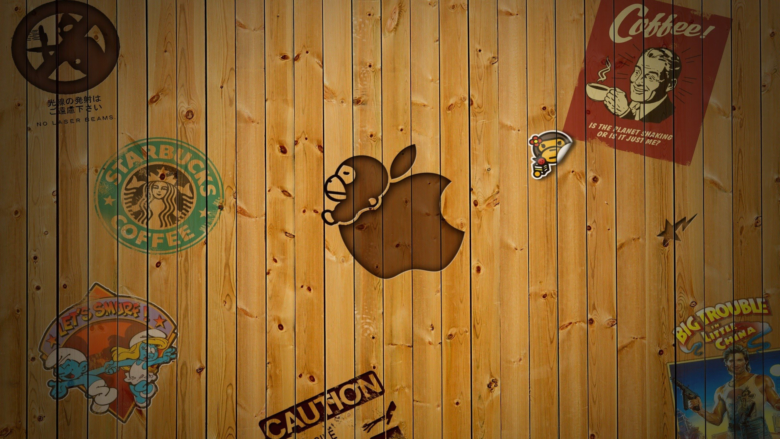 Apple Inc Logo Starbucks Big Trouble In Little China