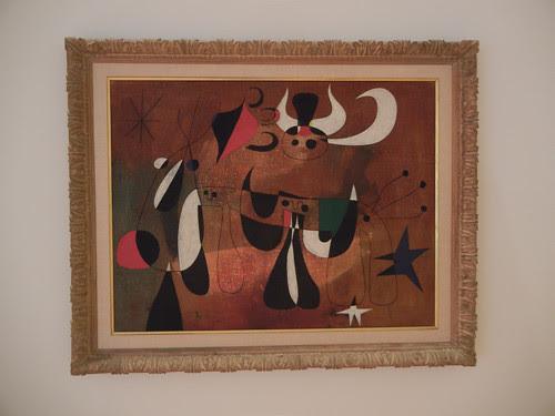 DSCN8783 _ Personnages Dans la Nuit, 1950, Joan Miró (1893-1983), MOCA