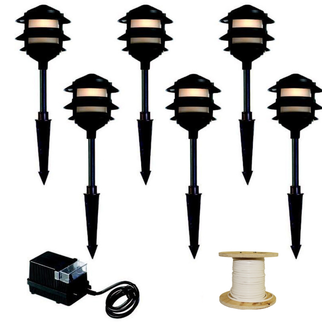 LED DIY Landscape Lighting Kits