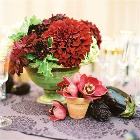 144 best images about Table & Wedding Decor with pots on