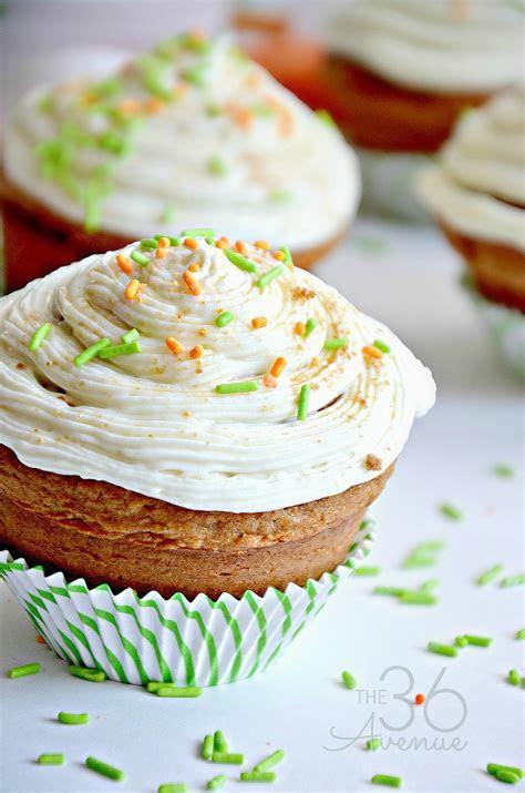 Carrot Cake Muffin Recipe   The 36th AVENUE