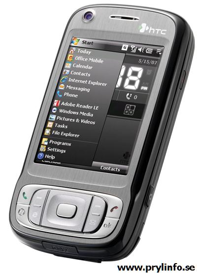 htc tytn II smartphone 2