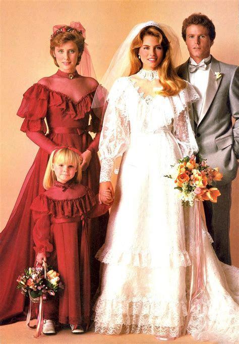 1983 Aug Sept Brides   Vintage Weddings in 2019