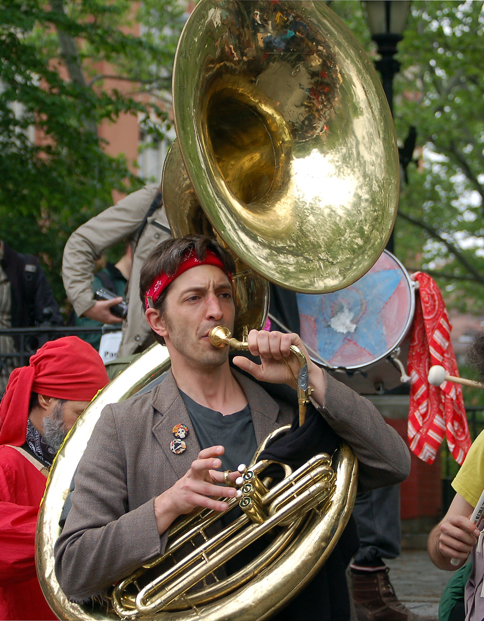 May Day - OWS