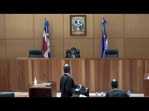 Audiencia conocimiento de archivo Expediente Penal núm. 2017-2497. Fecha...