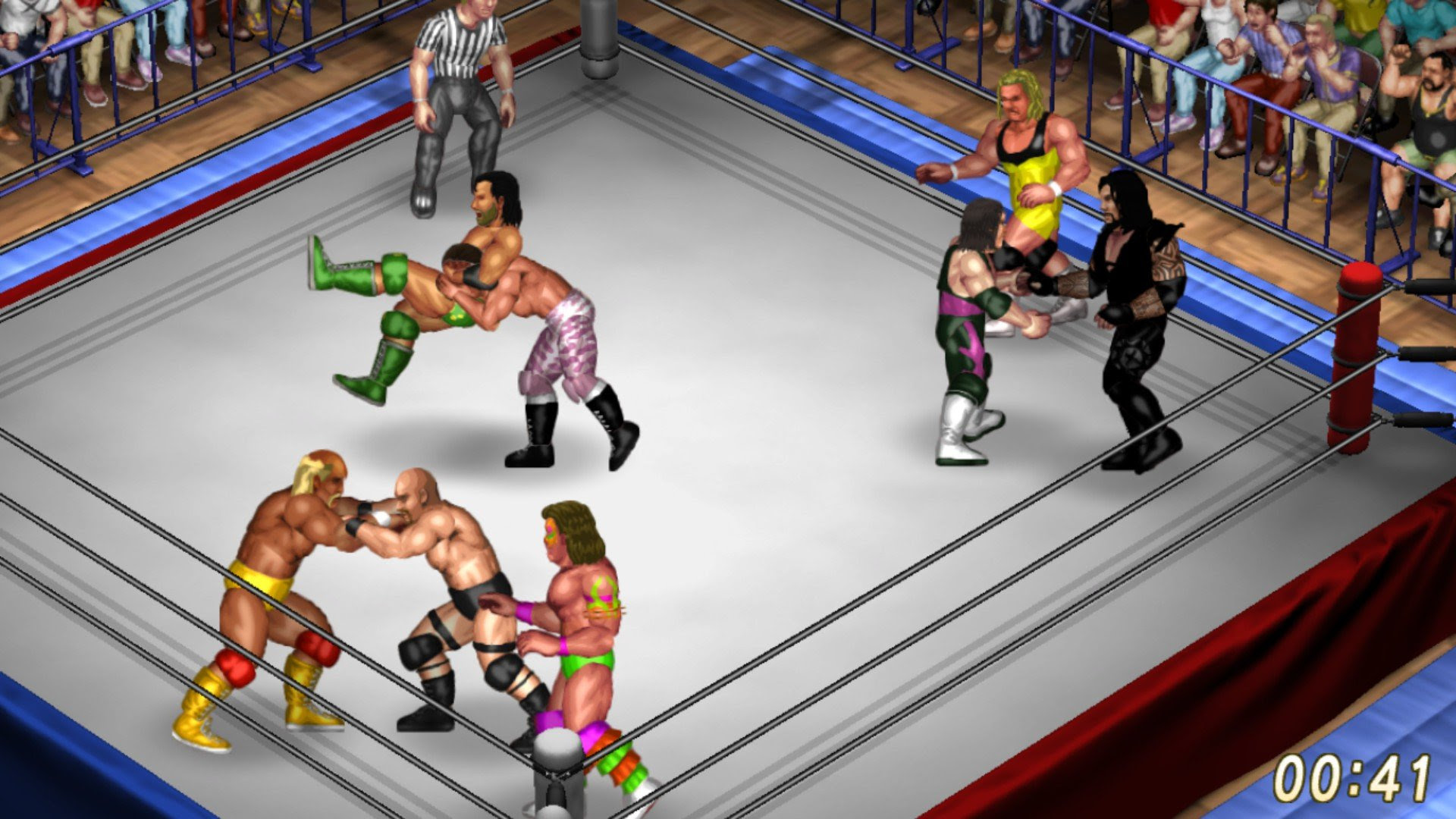 Early Access Review: Fire Pro Wrestling World screenshot