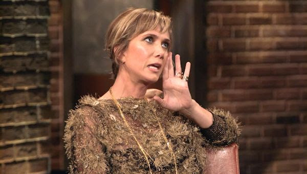 Kristen Wiig - Inside the Actors Studio