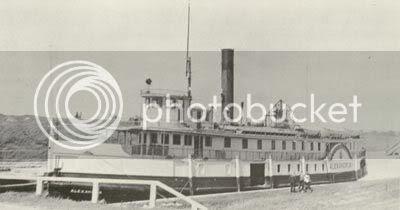 Alexandria Great Lakes Steamer