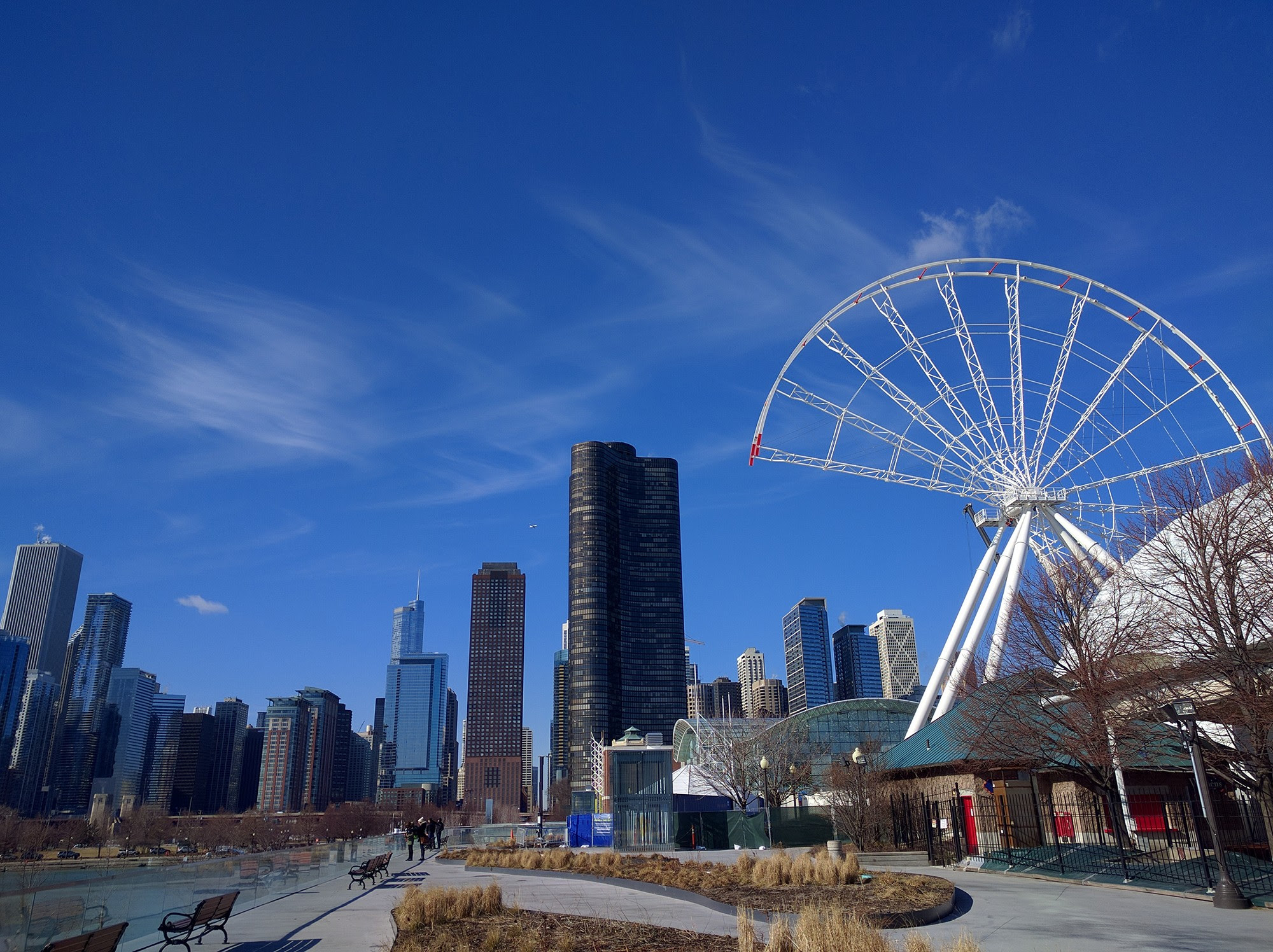 Chicagos Ferris Wheel Story Chicago Architecture Center Cac