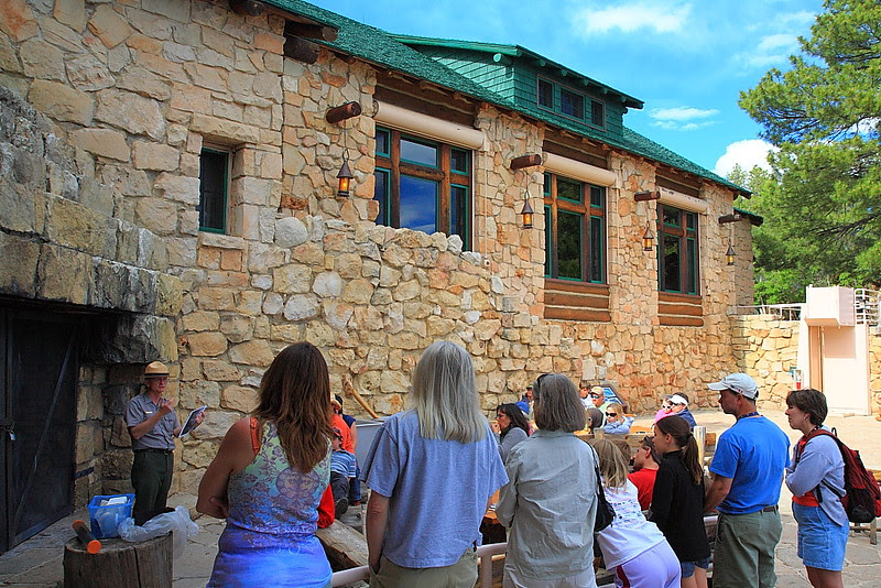 IMG_3538 Ranger Talk, Grand Canyon Lodge