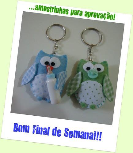 ...amostrinhas... by Menina Prendada -