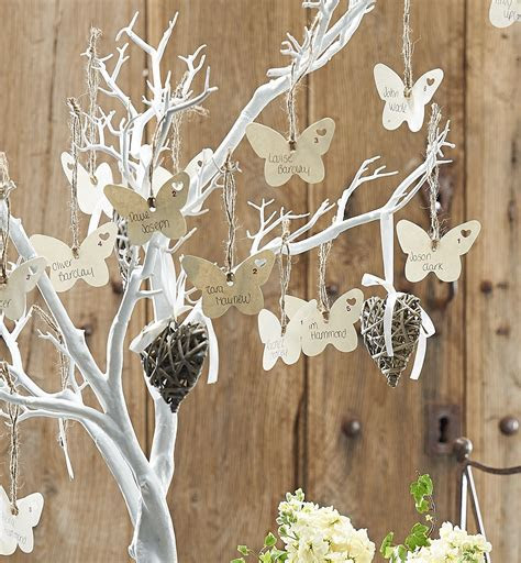Decorative White Twig Tree 104cm   Wedding   Wedding
