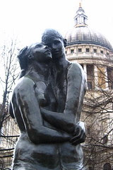 young lovers at st paul's by phil harrold