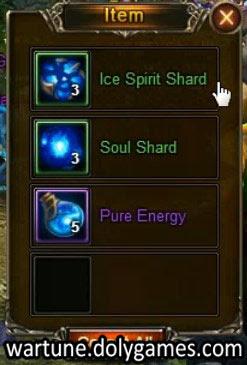 Elemental Forest Patch 4.0 - reward from boss 1