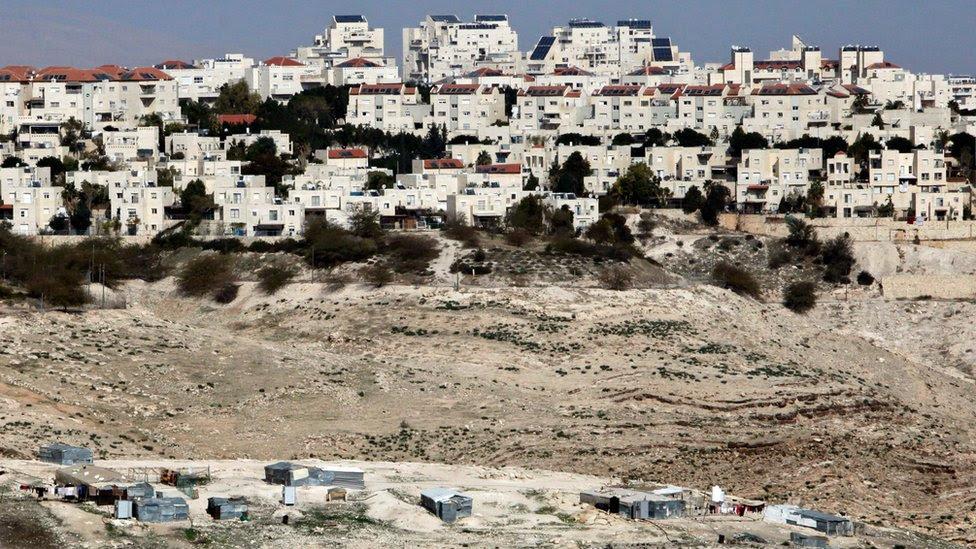 Asentamientos en Jerusalén