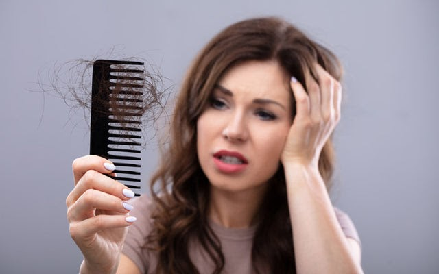 Hair Loss Treatment For Women - What Can I Do If I Notice My Hair On My Head Is Falling Out Daily?