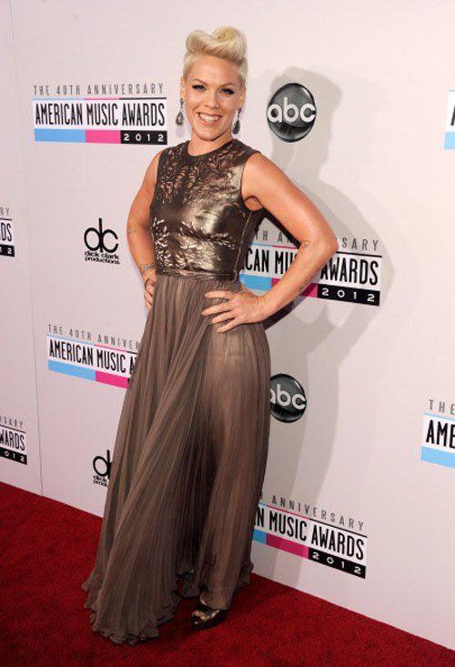 40th American Music Awards - November 18, 2012, Pink