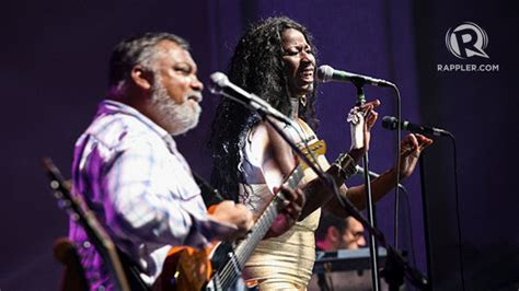 IN PHOTOS: Jazz funk act Incognito live in Manila 2014