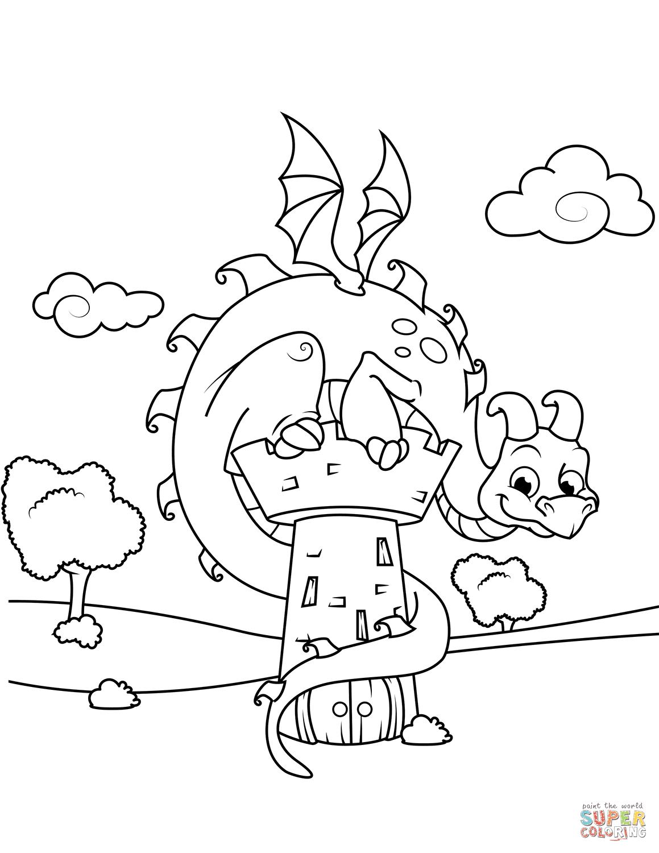 Belle Coloriage Dragon Mania Legends Imprimer Et Obtenir
