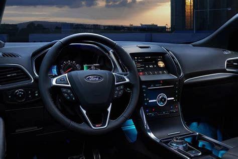 ford edge st suv   performance suv