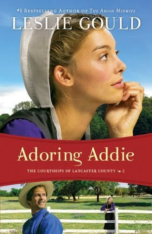 Adoring Addie (The Courtships of Lancaster County #2)