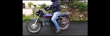Electric Motor For Motorcycle Conversion