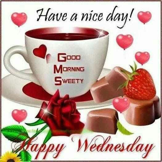 Have A Nice Day Good Morning Wednesday Pictures Photos And Images