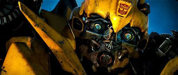 Bumblebee in TRANSFORMERS 2.