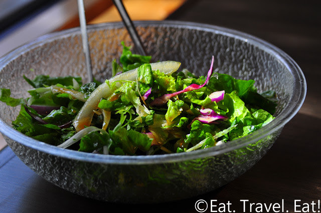 Young Dong Garden- Arcadia, CA: Side Salad