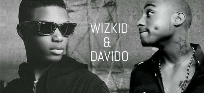 Video: Davido and Wizkid shake hands, hug and settle their Differences