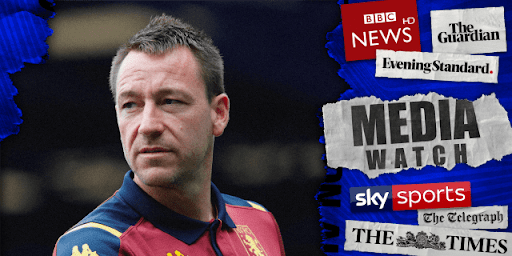 Avatar of Media Watch: John Terry could take charge of relegated side, ex-Chelsea striker backs Didier Drogba for presidential post, Manchester United express interest in Chelsea-linked defender | Official Site